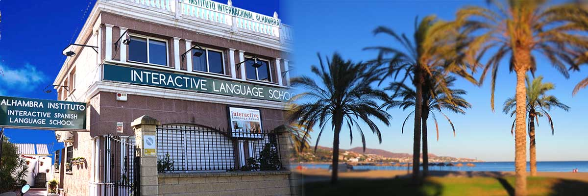 Intensive courses Interactive multimedia Spanish school, Interactive Spanish lessons and games with sound clips and videos