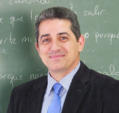 Our spanish teacher, Alhambra Instituto