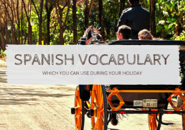 Talk Spanish during your holiday in Spain!