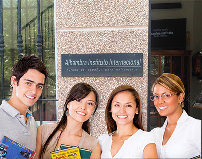 intensive Combi Spanish language course in Spain, Learn Spanish in Spain fast easy and fun Alhambra Instituto