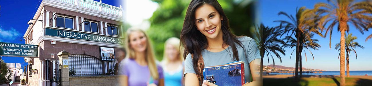 Learn Spanish in Spain with Alhambra I Spanish language school. We offer Spanish courses in Spain, Malaga, accommodation & activities. Study Spanish