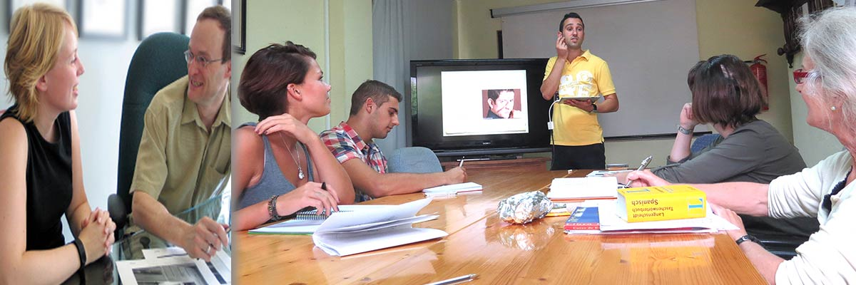Spanish courses for adults in Spain to learn Spanish language,Learn Spanish in Spain Courses for adults, Adult Spanish courses in Spain