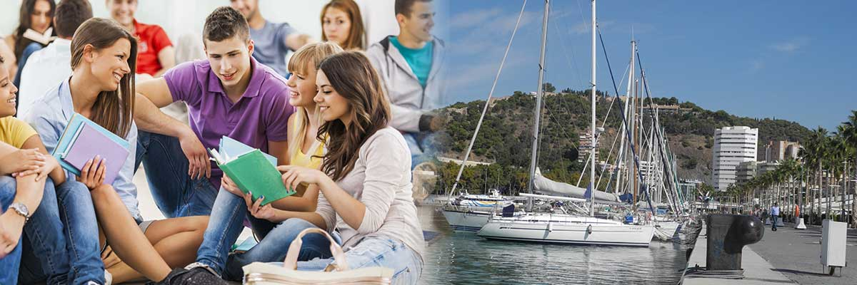 teenagers, Spanish courses for groups, learn spanish